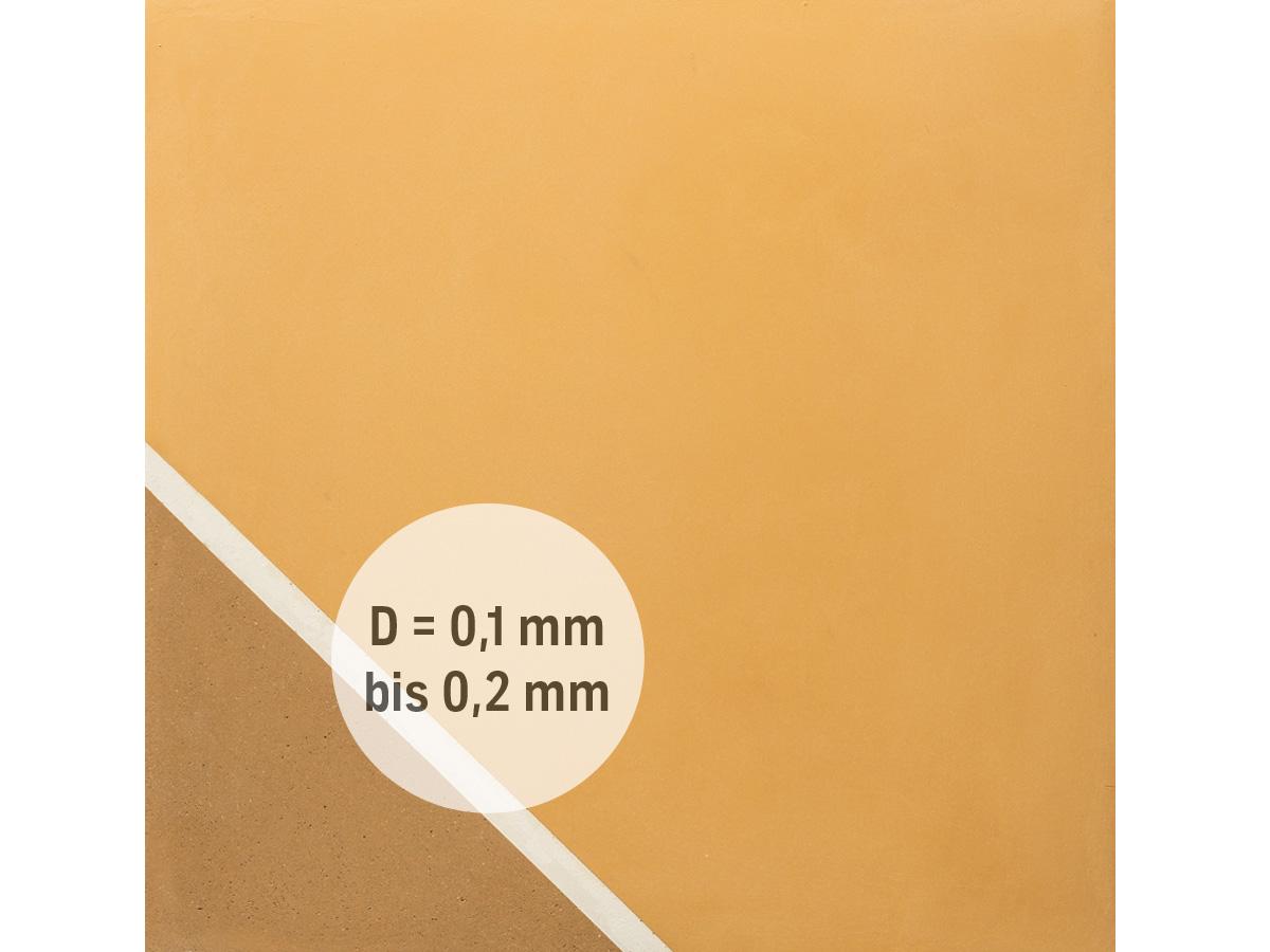 YOSIMA Lehm-Farbspachtel Eimer