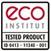 ECO-INSTITUT schadstoff- und emissionsgeprüft