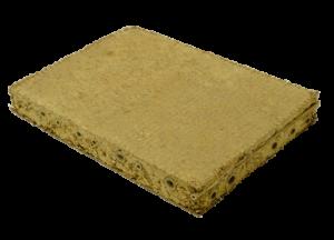 Produktmuster Lehmbauplatte D25