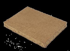 Produktmuster Lehmbauplatte D20