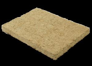 Produktmuster LEMIX Lehmplatte schwer D16