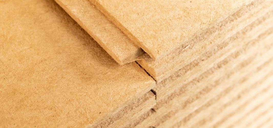 Holzfaserausbauplatte