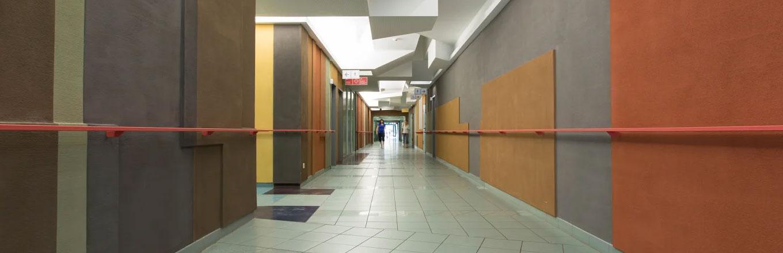 Krankenhaus in Halle/Saale